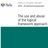 Button link to SIDA article PDF download of The Use and Abuse of the LFA