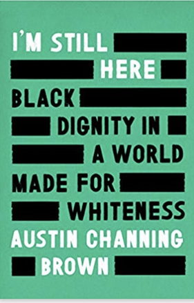 cover of Austin Channing Brown's book I'm Still Here